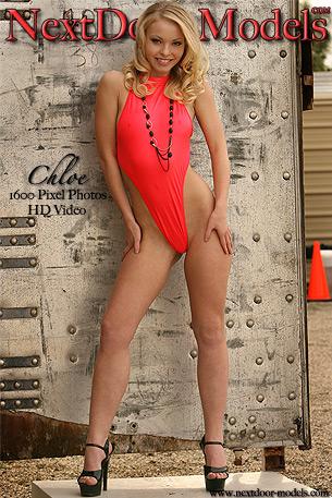 door Kara models next