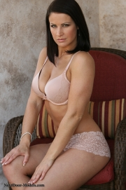 **Photo Update 11/05/12 -  Tina  Wearing a super sexy cream colored lingerie but not for long!**